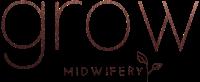 Grow Midwifery Logo